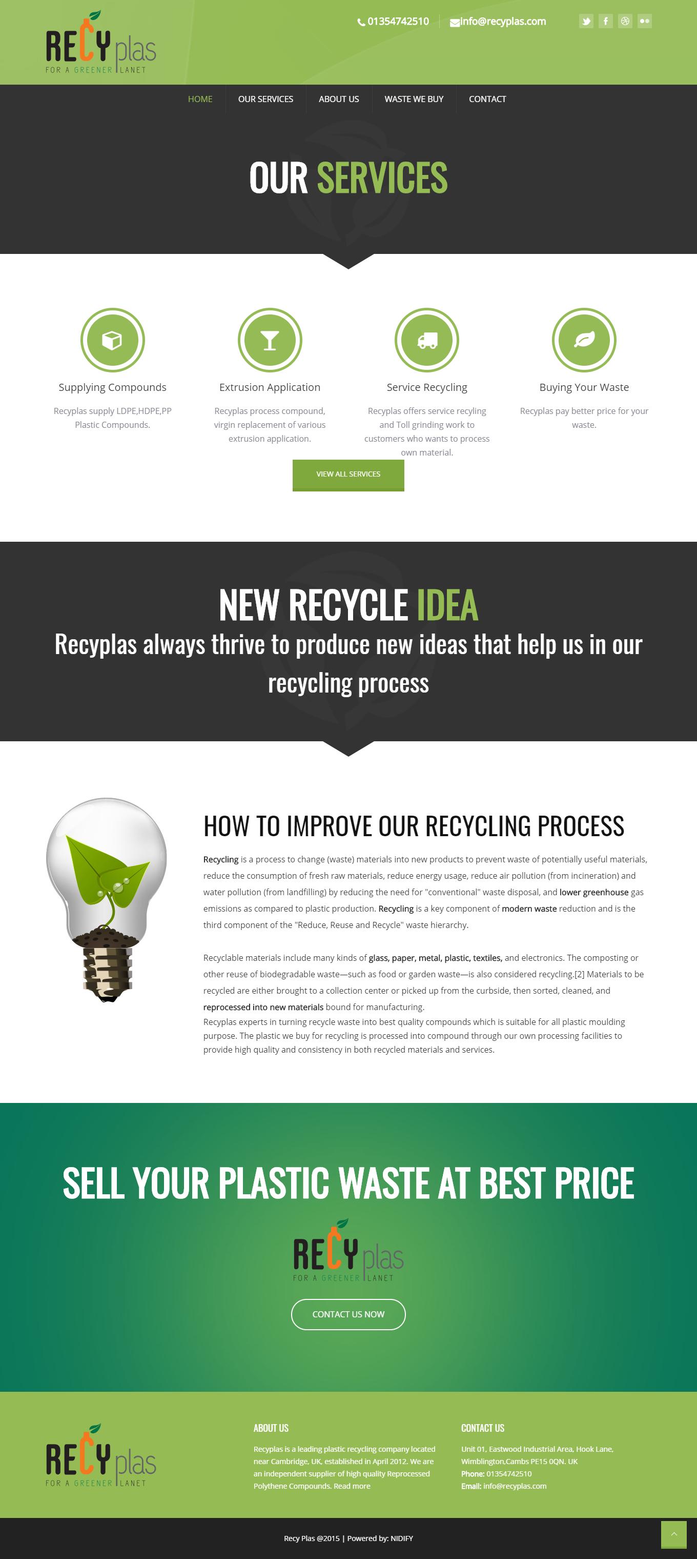 Recyplas-Ltd